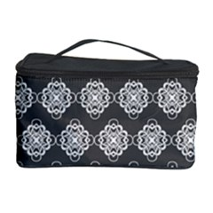 Abstract Knot Geometric Tile Pattern Cosmetic Storage Cases by creativemom