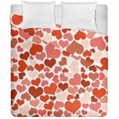 Heart 2014 0901 Duvet Cover (double Size) by JAMFoto