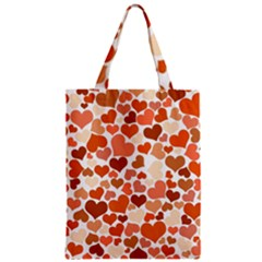 Heart 2014 0902 Zipper Classic Tote Bags by JAMFoto
