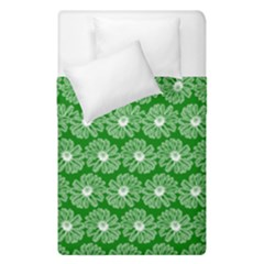 Gerbera Daisy Vector Tile Pattern Duvet Cover (single Size) by creativemom