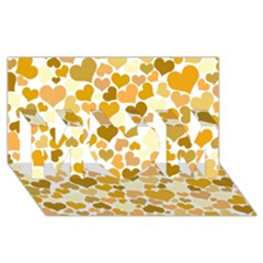 Heart 2014 0904 Mom 3d Greeting Card (8x4)  by JAMFoto