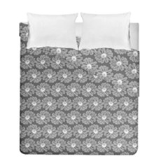 Gerbera Daisy Vector Tile Pattern Duvet Cover (twin Size) by creativemom