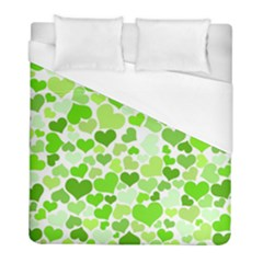 Heart 2014 0909 Duvet Cover Single Side (twin Size) by JAMFoto