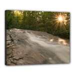 Siskwit Falls Star - Canvas 20  x 16  (Stretched)