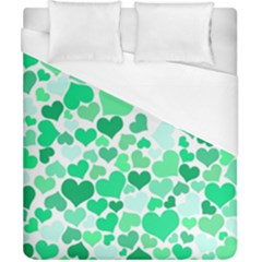 Heart 2014 0915 Duvet Cover Single Side (Double Size) by JAMFoto