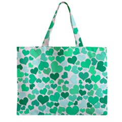 Heart 2014 0916 Tiny Tote Bags by JAMFoto