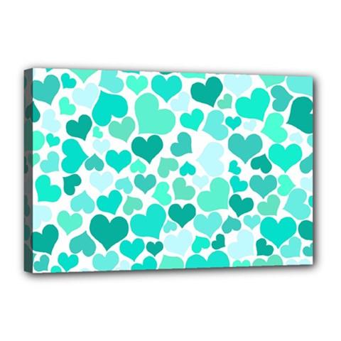 Heart 2014 0917 Canvas 18  X 12