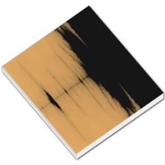 Sunset Black Small Memo Pads by theunrulyartist