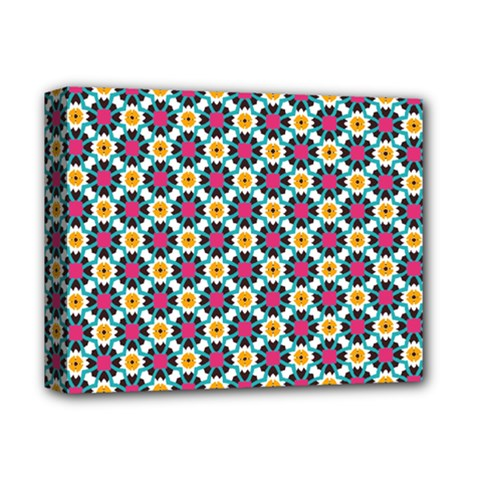 Cute Pattern Gifts Deluxe Canvas 14  X 11  by creativemom