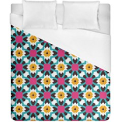 Cute Pattern Gifts Duvet Cover Single Side (Double Size) by creativemom