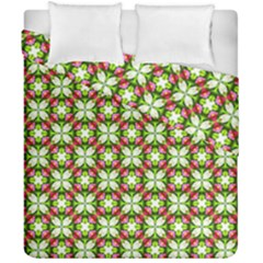 Cute Pattern Gifts Duvet Cover (Double Size) by creativemom
