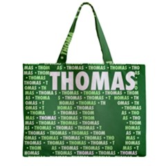 Thomas Zipper Tiny Tote Bags