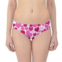 Heart 2014 0933 Hipster Bikini Bottoms