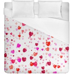 Heart 2014 0601 Duvet Cover Single Side (kingsize) by JAMFoto