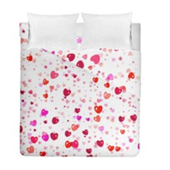 Heart 2014 0601 Duvet Cover (twin Size) by JAMFoto