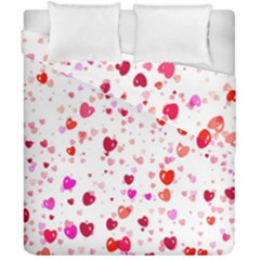 Heart 2014 0601 Duvet Cover (double Size) by JAMFoto