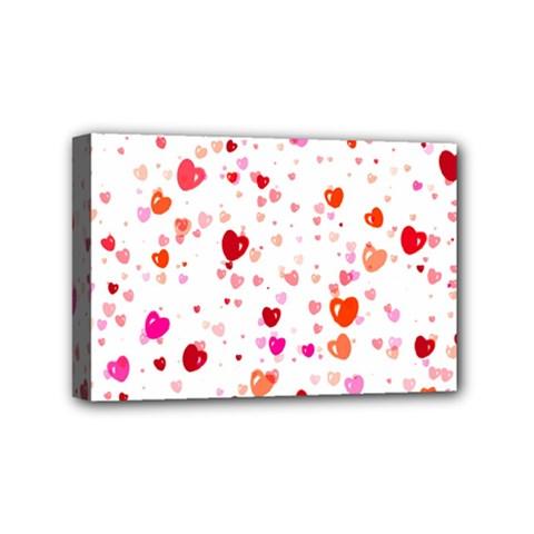 Heart 2014 0602 Mini Canvas 6  X 4  by JAMFoto