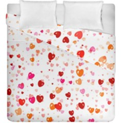 Heart 2014 0603 Duvet Cover (king Size) by JAMFoto