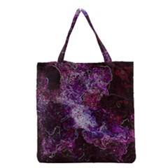 Space Like No 1 Grocery Tote Bags