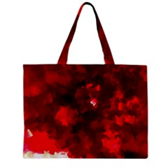 Space Like No 4 Zipper Tiny Tote Bags by timelessartoncanvas