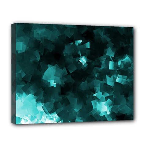 Space Like No 5 Canvas 14  X 11  by timelessartoncanvas