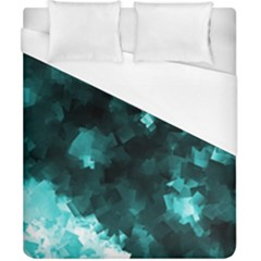 Space Like No.5 Duvet Cover Single Side (Double Size) by timelessartoncanvas