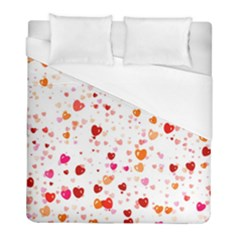 Heart 2014 0603 Duvet Cover Single Side (twin Size) by JAMFoto
