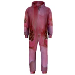 Pink Rose Hooded Jumpsuit (Men)