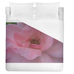Pink Rose Duvet Cover Single Side (Full/Queen Size)