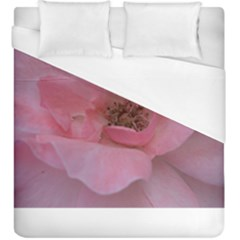 Pink Rose Duvet Cover Single Side (KingSize)