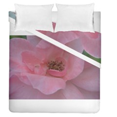 Pink Rose Duvet Cover (Full/Queen Size)