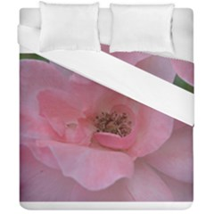 Pink Rose Duvet Cover (Double Size)