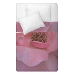 Pink Rose Duvet Cover (Single Size)