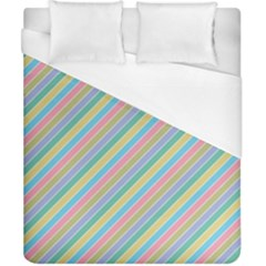 Stripes 2015 0401 Duvet Cover Single Side (Double Size) by JAMFoto