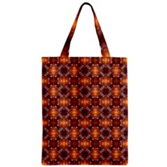 Cute Pattern Gifts Zipper Classic Tote Bags by creativemom