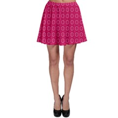 Cute Pattern Gifts Skater Skirts by creativemom