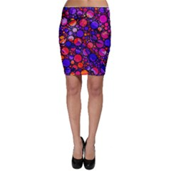 Lovely Allover Hot Shapes Bodycon Skirts by MoreColorsinLife