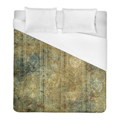 Beautiful  Decorative Vintage Design Duvet Cover Single Side (twin Size) by FantasyWorld7