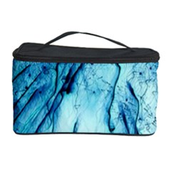Special Fireworks, Aqua Cosmetic Storage Cases by ImpressiveMoments