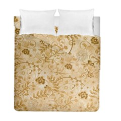 Flower Pattern In Soft  Colors Duvet Cover (Twin Size) by FantasyWorld7