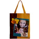 thanks giving - Zipper Classic Tote Bag