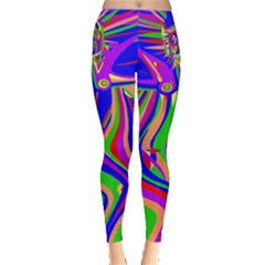 Transcendence Evolution Women s Leggings by icarusismartdesigns