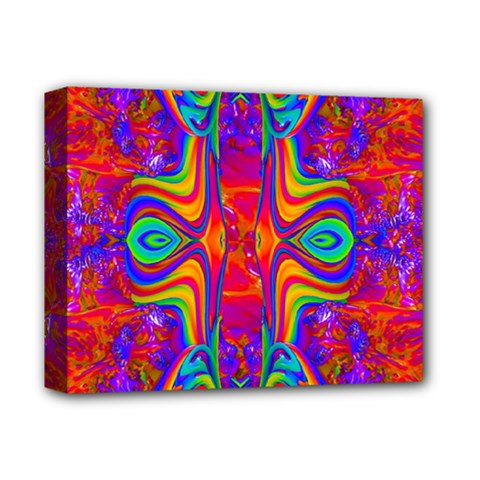 Abstract 1 Deluxe Canvas 14  X 11  by icarusismartdesigns