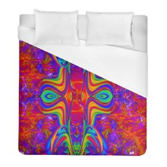 Abstract 1 Duvet Cover Single Side (twin Size) by icarusismartdesigns