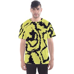 Migraine Yellow Men s Sport Mesh Tees by MoreColorsinLife