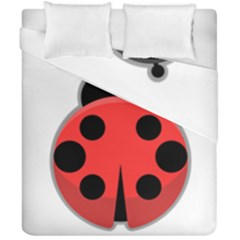 Kawaii Ladybug Duvet Cover (double Size) by KawaiiKawaii