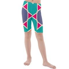 Kid s Swim Shorts by LalyLauraFLM