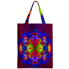Abstract 6 Classic Tote Bags by icarusismartdesigns
