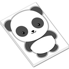Kawaii Panda Large Memo Pads by KawaiiKawaii