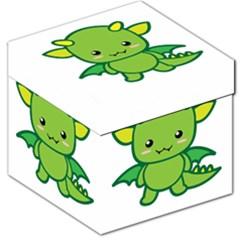 Kawaii Dragon Storage Stool 12   by KawaiiKawaii